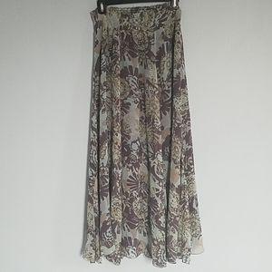 Cabi maxi skirt